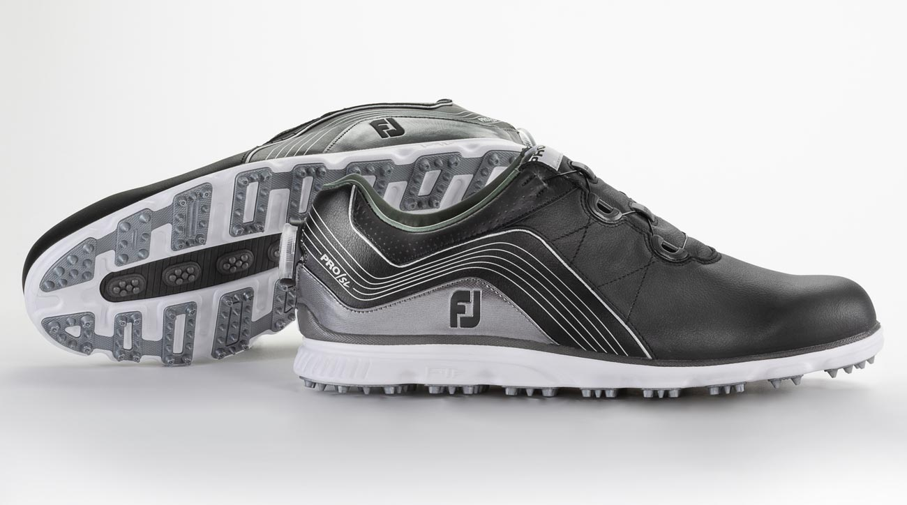 The new FootJoy Pro/SL shoes for 2019.