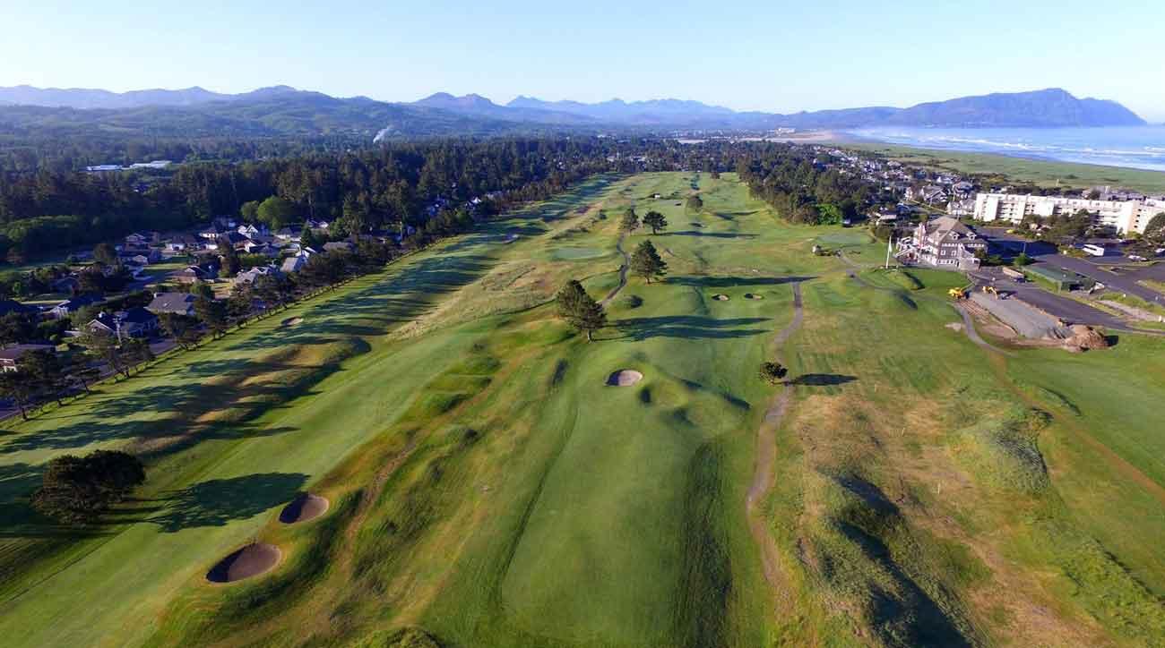 Gearhart golf links oregon golf experiences