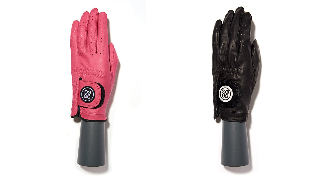 G/FORE's The Collection golf gloves.