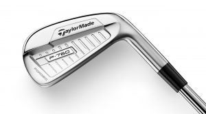 A photo of TaylorMade's new P760 iron.