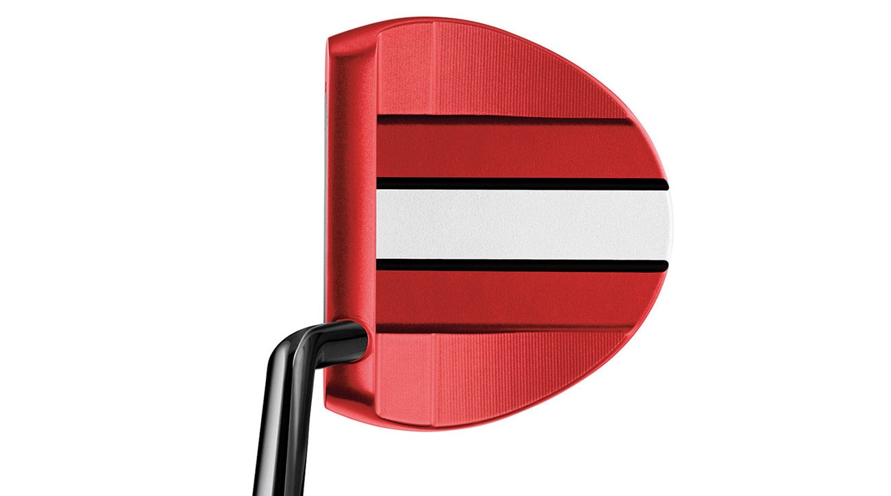 TaylorMade's TP Red-White Ardmore putter.