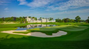 The Golf Course at Adare Manor was redesigned by none other than Tom Fazio.