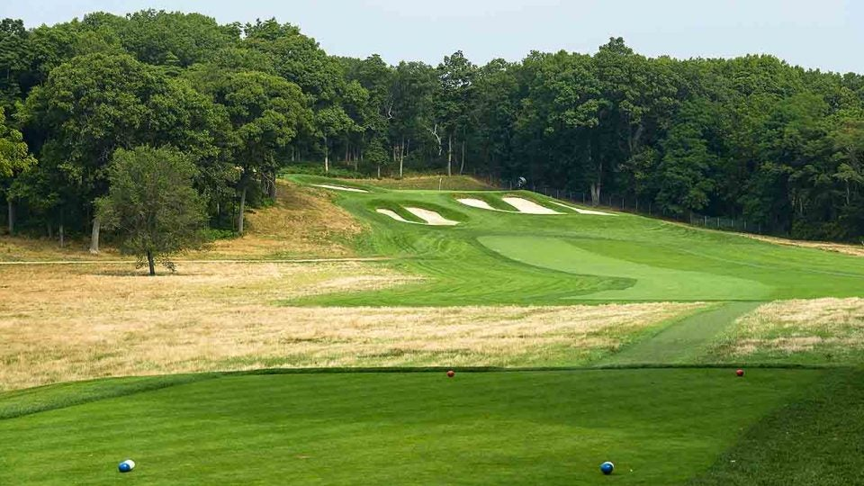 Bethpage Black, 15th hole