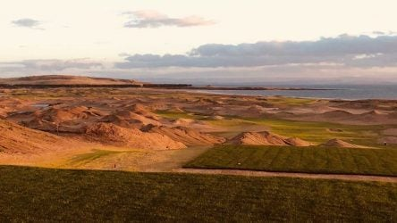 dumbarnie links golf
