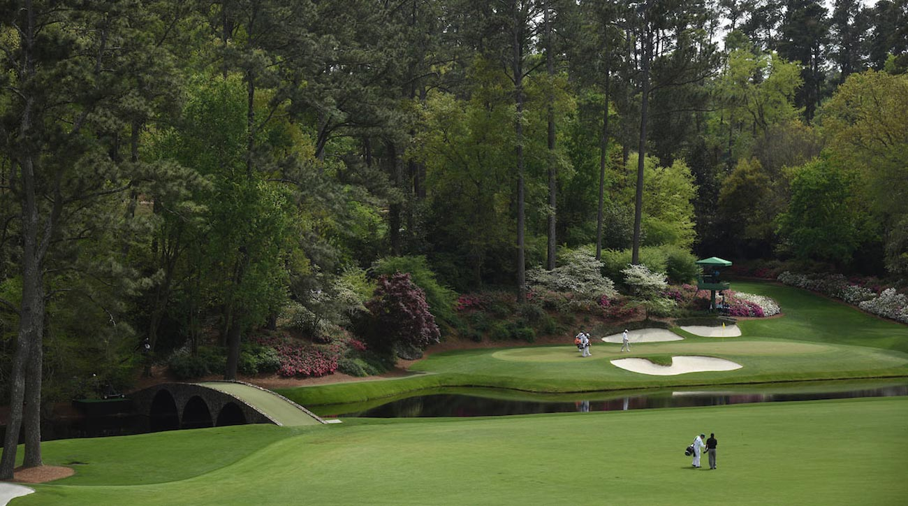 The Masters Augusta National Golf Club
