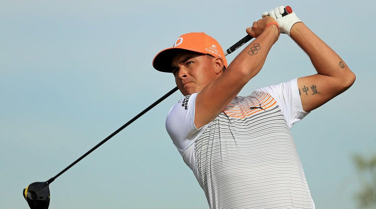 Rickie Fowler Mayakoba Golf Classic