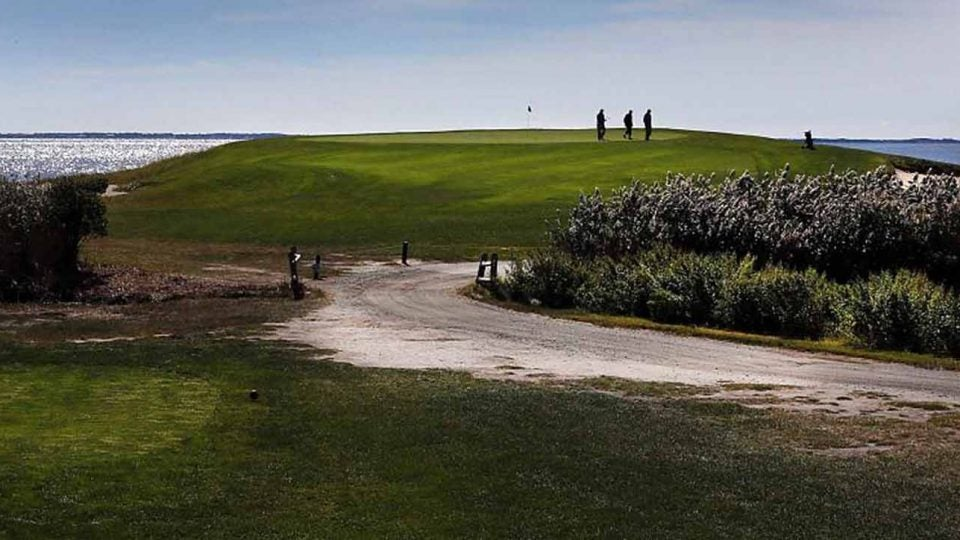 Gibraltar-5th hole Timber Point