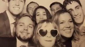 Jordan Spieth wedding photos