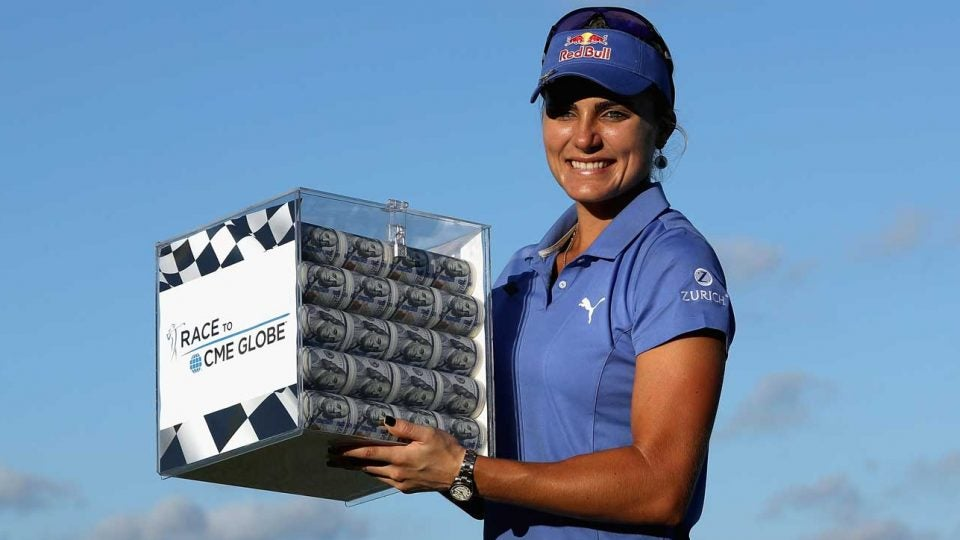 Lexi thompson golf