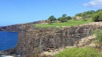 Manele Golf Course, 12th hole