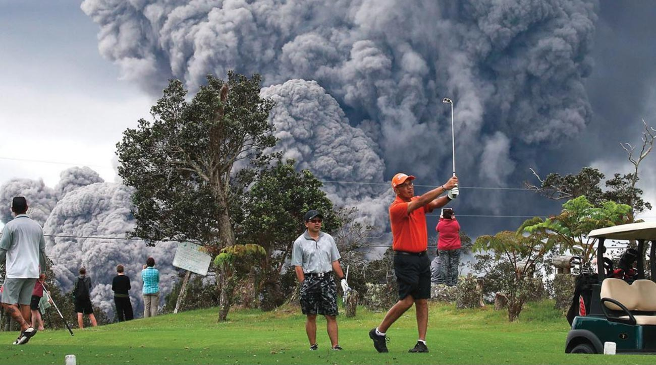Volcano Golf