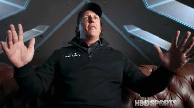 Phil Mickelson, HBO 24/7