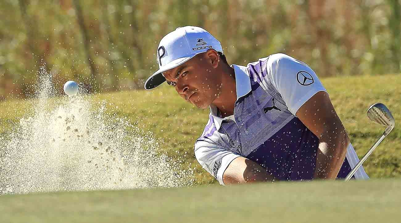 Shriners Hospitals For Children Open - Round Three, Rickie Fowler
