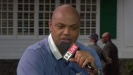 Charles Barkley The Match