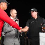 Tiger Woods, Phil Mickelson, The Match