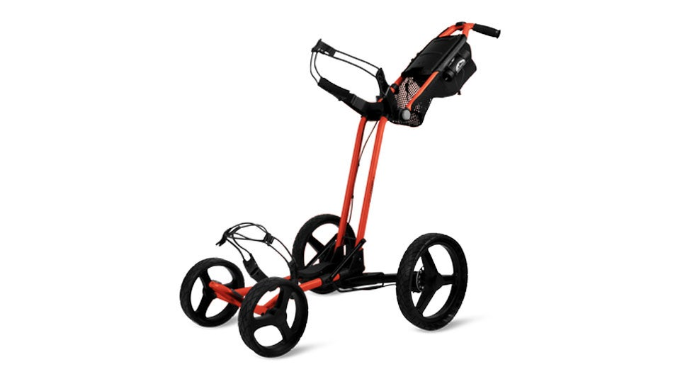 Sun Mountain pushcart