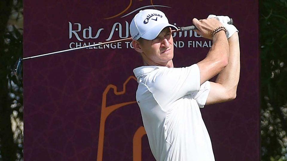 Tom Murray, Ras Al Khaimah Challenge Tour Grand Final - Day One