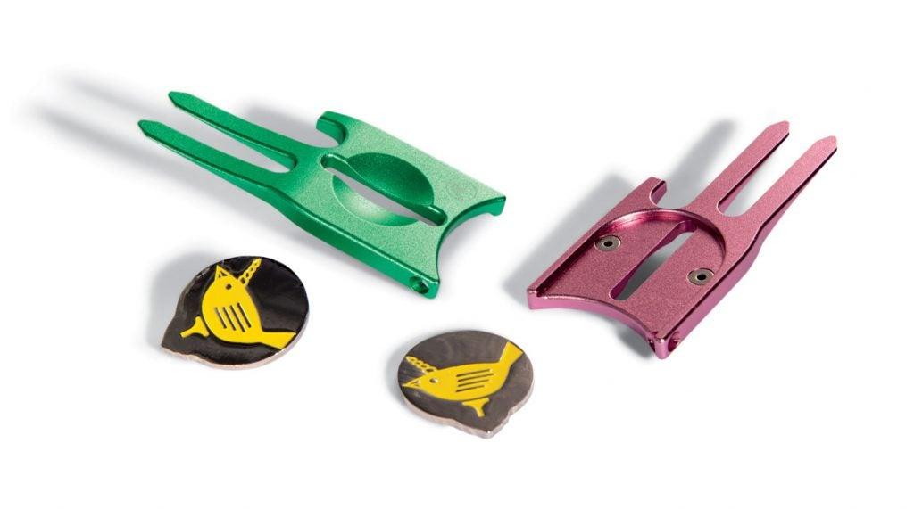 Birdicorn Divot Repair Multi-Tool.