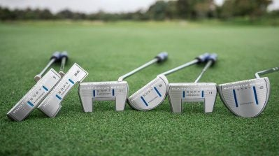 A look at the full line of Cleveland Huntington Beach SOFT putters.