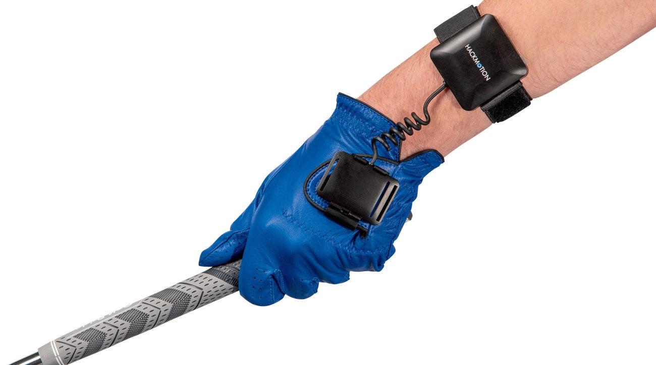 Hackmotion wrist sensor.