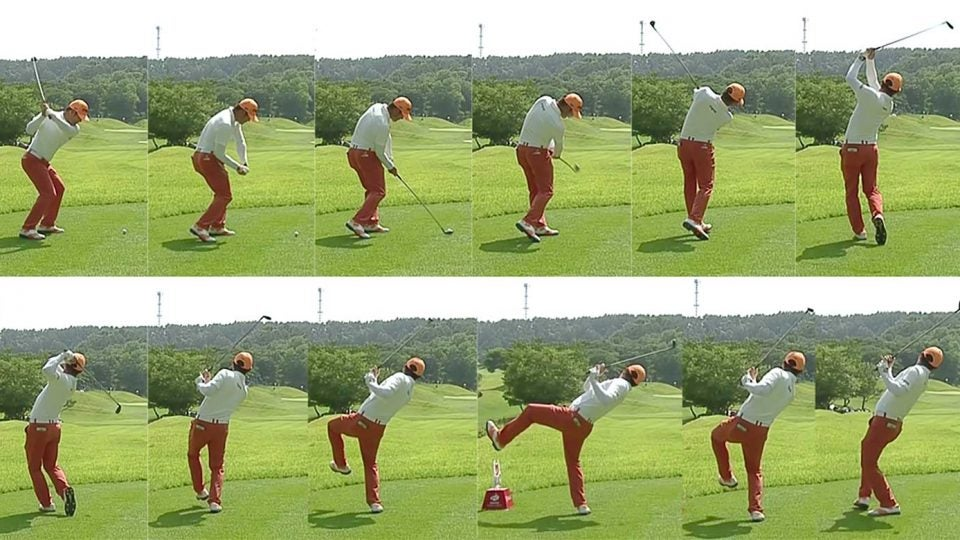 Monday Swing Coach A Frame By Frame Breakdown Of Hosung