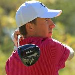 Jordan Spieth recently switched to a new Titleist TS2 driver.