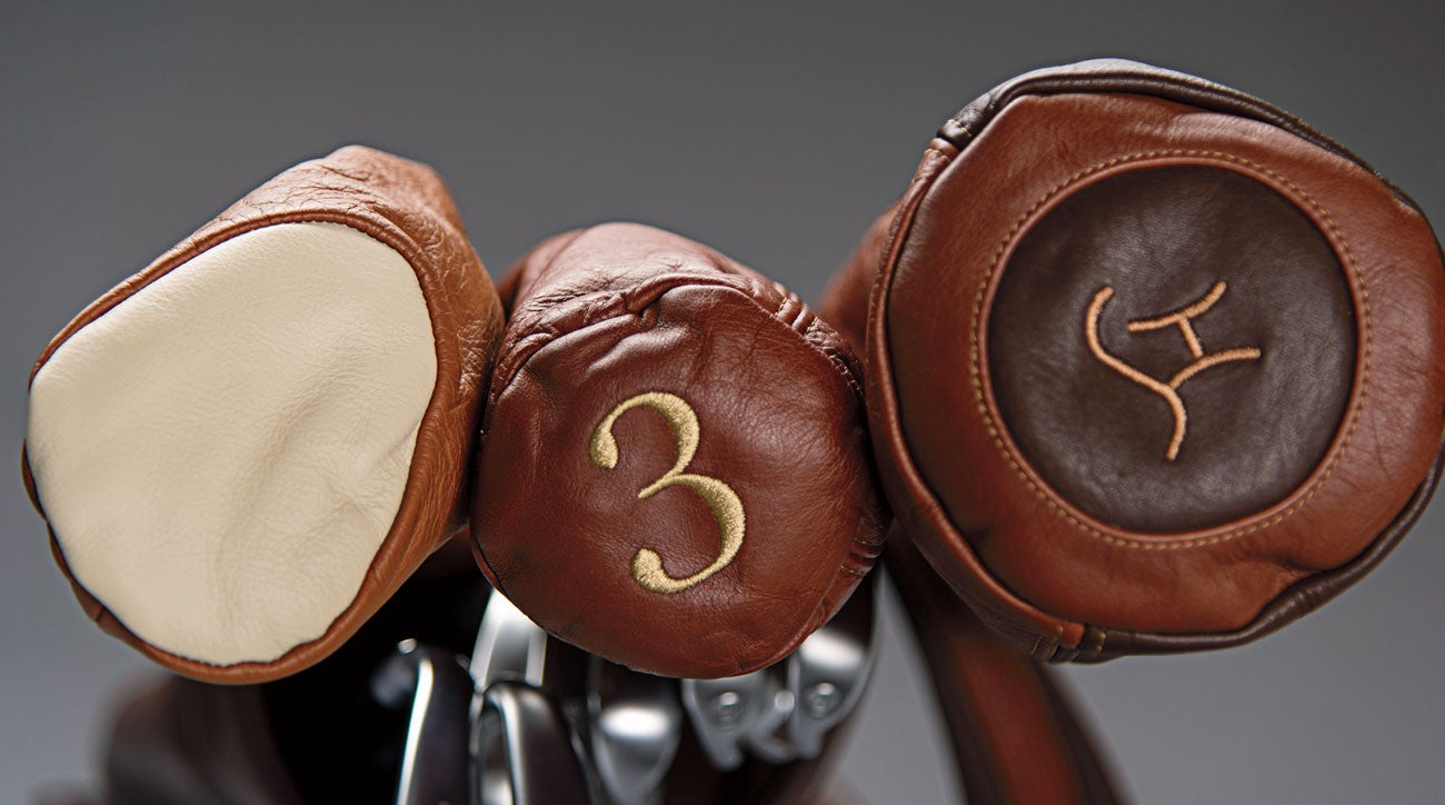 Mackenzie offers these luxury headcovers to complete your look.