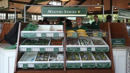 Masters concessions workers