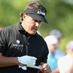 Make a few smart predictions and a Phil Mickelson signed glove could be yours.