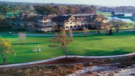 Sea Island Golf Resort