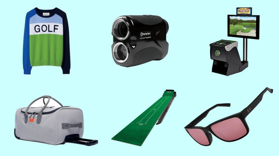 The golfy items our editors selected below served them well on the course in 2018.