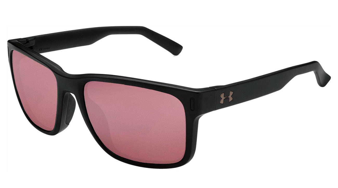 Under Armour Tuned Golf Assist sunglasses.