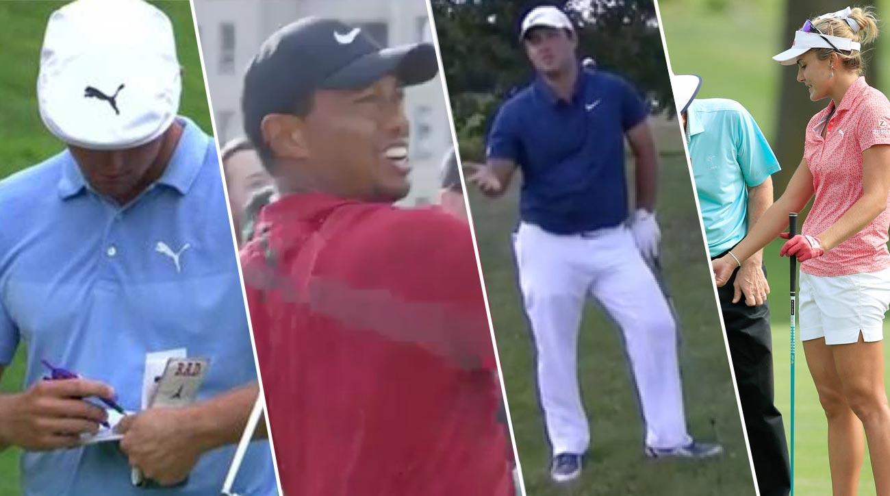 golf controversy