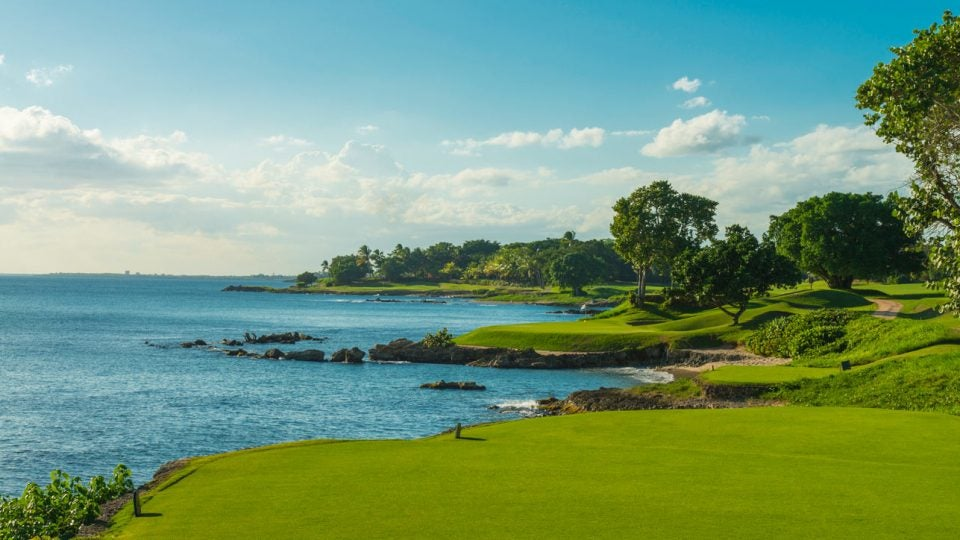 Coastal golf is as good as it gets when you play at Teeth of the Dog in the Dominican Republic.