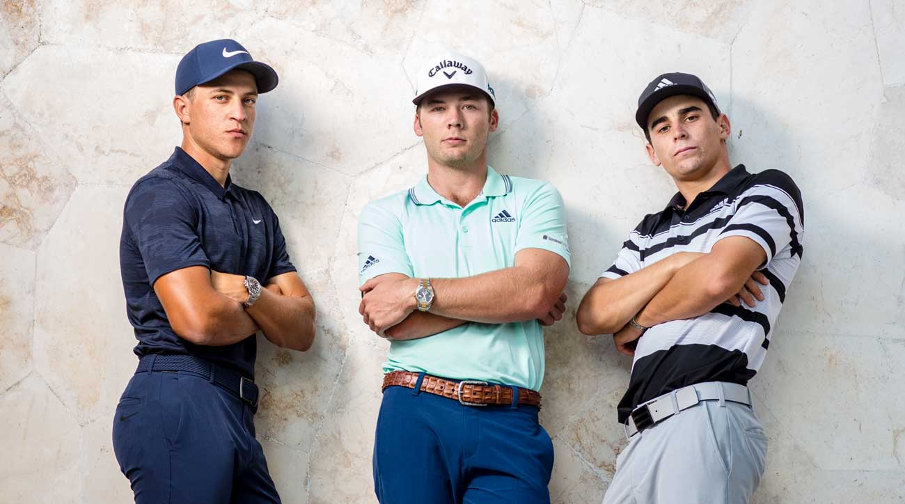 cameron champ sam burns joaquin niemann