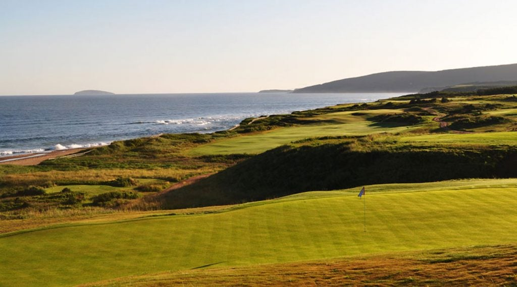 Cabot Links might be the more overlooked course, but it is the elder statesmen compared to Cabot Cliffs.