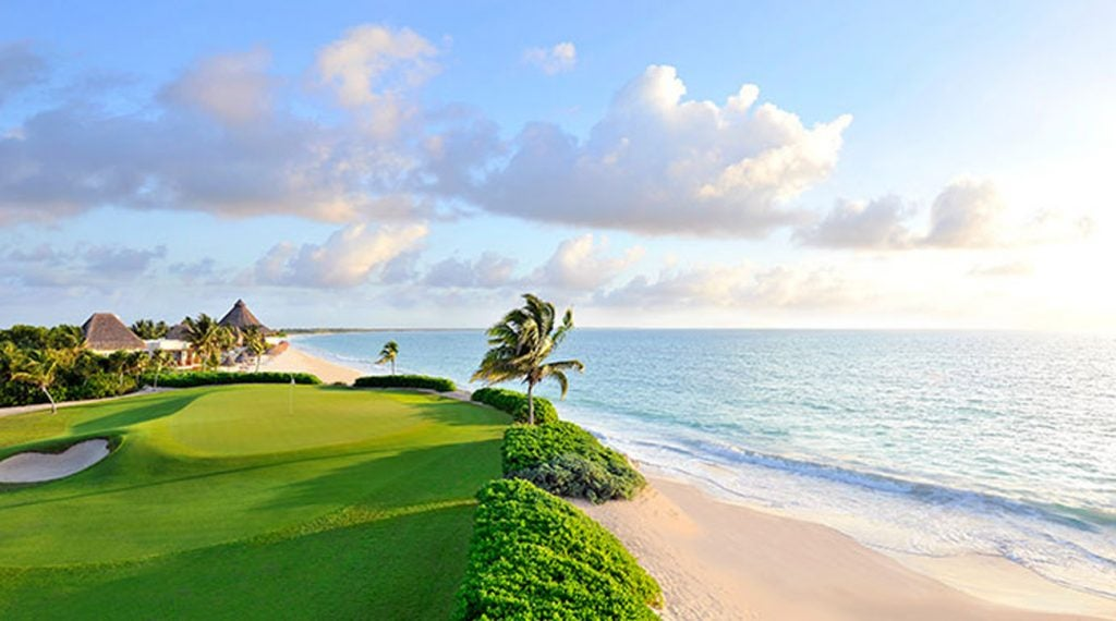 El Camaleon is best known for playing host to the PGA Tour's Mayakoba Golf Classic.