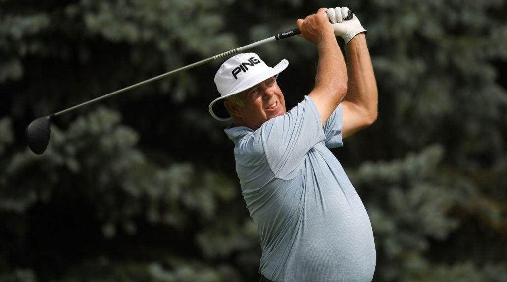 Kirk Triplett, 56 years old
