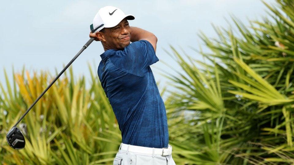 Tiger Woods Hero