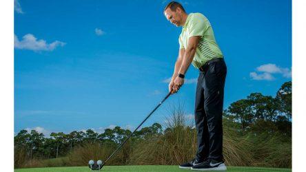 Mishits golf