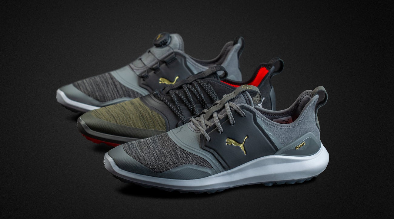 puma golf introduces new ignite nxt shoe collection