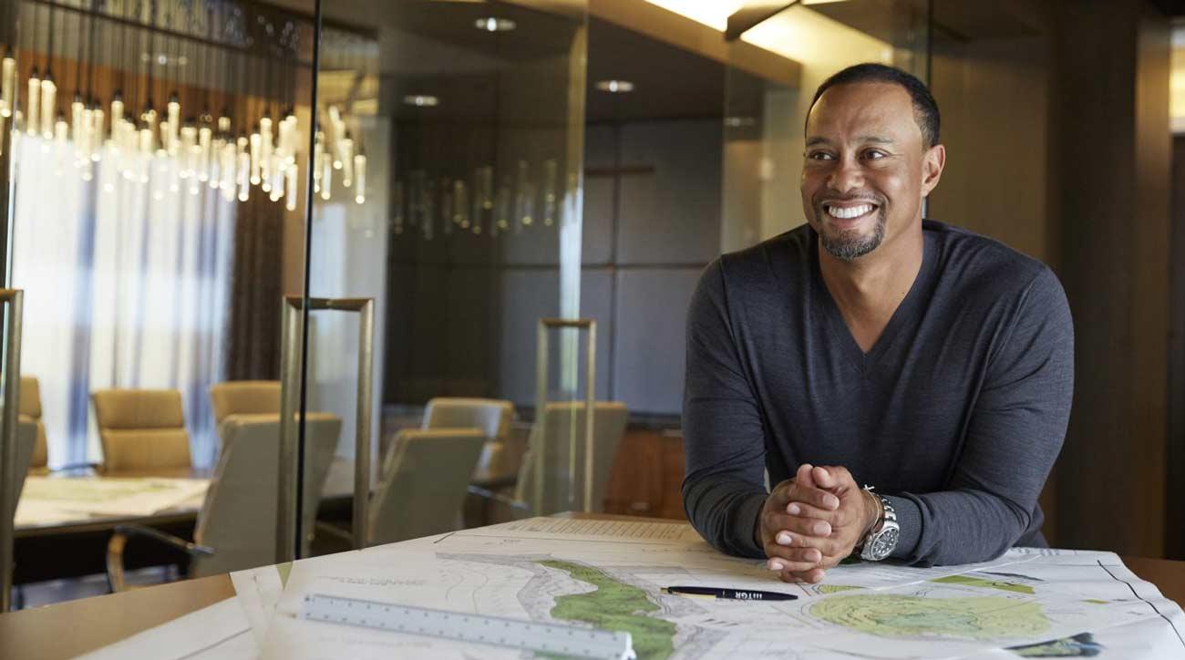 Tiger Woods Designer