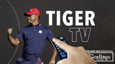 Tiger Woods Discovery TV
