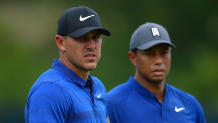 Koepka appears primed for another big year, but he'll have some chasers.