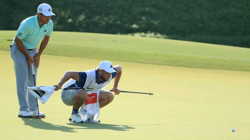 2019 rules changes to know: How much your caddie can help on