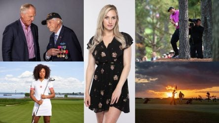 The best golf photos of the year