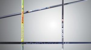 A switch graphite iron shafts, such as these four models, could transform your game.