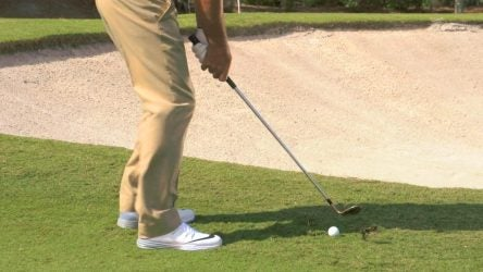 Instructor Brian Mogg details how to hit a flop shot in the video below.