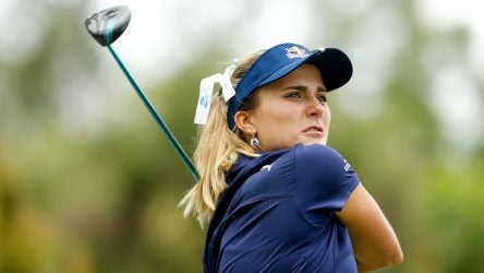 Lexi Thompson's titanic tee shots turned heads last week.