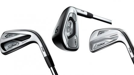Titleist offers three different AP iron models designed for different types of swings.